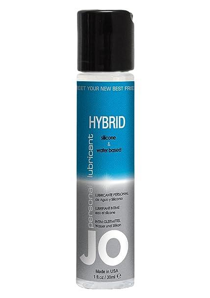 lubrifiant eau ou silicone