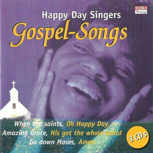 Famous Gospels (CD Album Happy Day Singers, 41 - Coates Waters