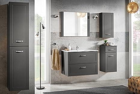 Mobile Da Bagno Fai Da Te : Sophia set di mobili da bagno bagno completo pezzi in bianco