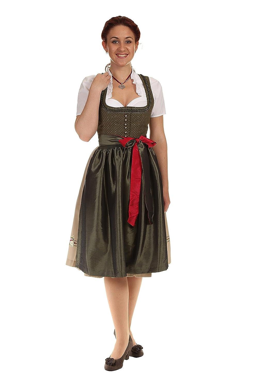 Hammerschmid Damen Dirndl Midi 65 - 70cm Pillersee 28206