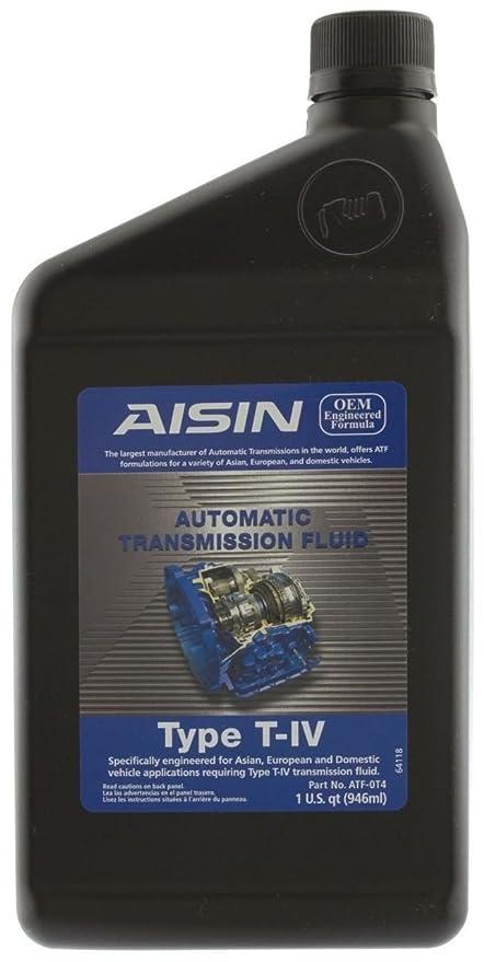 Amazon com: ATF-0T4 Genuine AISIN Toyota Premium Automatic