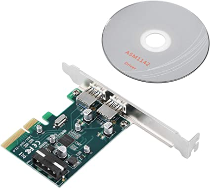 1Gbps Transmission Rate PCI Express USB Card for PCI-E 1x PCI-E 4X PCI-E 8X PCI-E16x Interface Mugast PCI-E to 3 Port USB 3.0 Card Adapter for PC with PCI-Express Slot