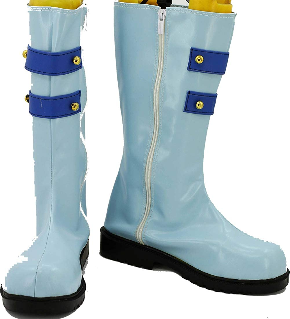 Cosplay Boots Shoes for Love Live Start Dash Sonoda Umi Black