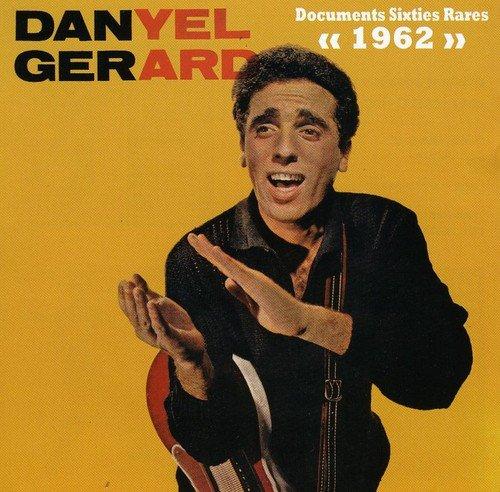 CD : Danyel G rard - Rare Sixties Documents 1962 (CD)