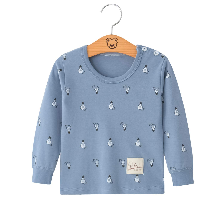 Chickwing Conjuntos de Pijama para Bebés Niños Niña, Unisex Manga Larga Top Pantalones de Cintura Alta Pijamas Enteros 6 Meses~5 Años: Amazon.es: Ropa y ...