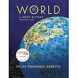 VangoNotes for The World Audiobook