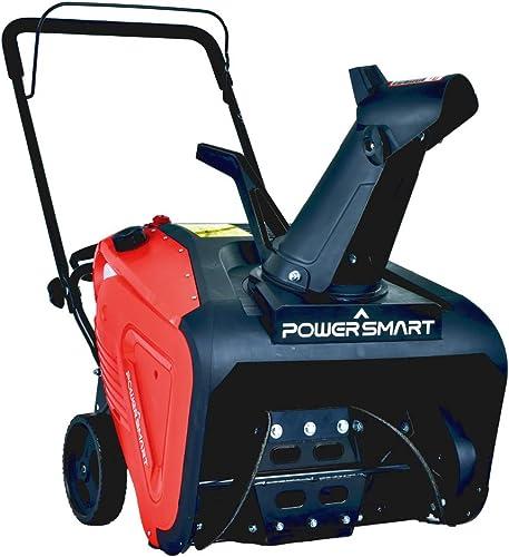 PowerSmart PSS1210M 21 inch Single Stage Gas Snow Blower