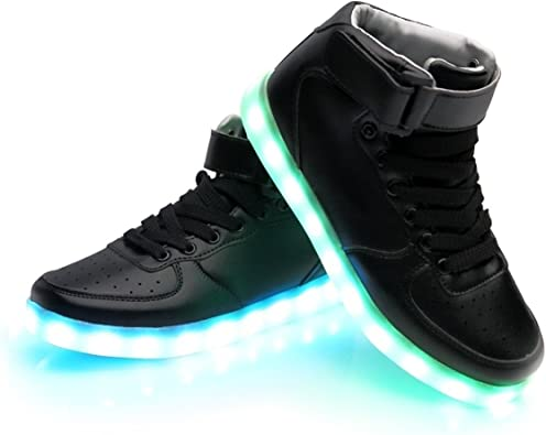 rechargeable light up sneakers