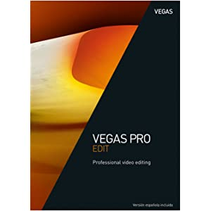 Amazon com: VEGAS Pro 15 Edit – Professional Video & Audio