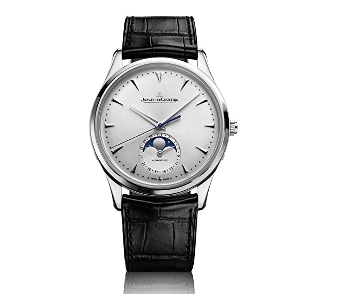 Jaeger LeCoultre para hombre Master Ultra Thin Moon-Phase 39 mm Q1368420: Jaeger LeCoultre: Amazon.es: Relojes