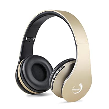 jinchao bluetooth 4 0 casque audio pliable stéréo sans fil sur les
