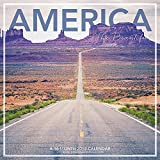 2018 America the Beautiful Wall Calendar (Landmark)