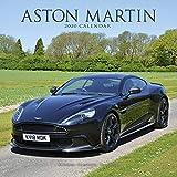 Aston Martin Calendar - Calendars 2019 - 2020 Wall Calendars - Car Calendars - James Bond - Aston Martin 16 Month Wall Calendar by Avonside