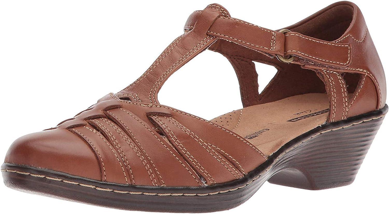 Clarks Zapato Tacón De Wendy Mujeres Alto T