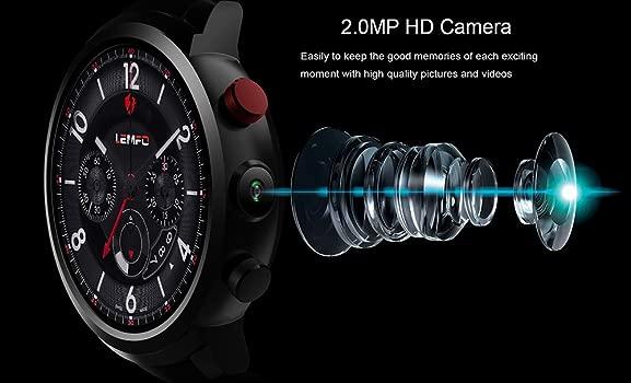 lemfo lef2 Sport Multifunction Smart Watch Reloj Inteligente de ...
