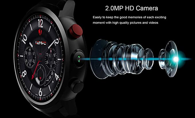 LEMFO BT4.0 3G Tarjeta Inteligente Reloj Smart Watch ...