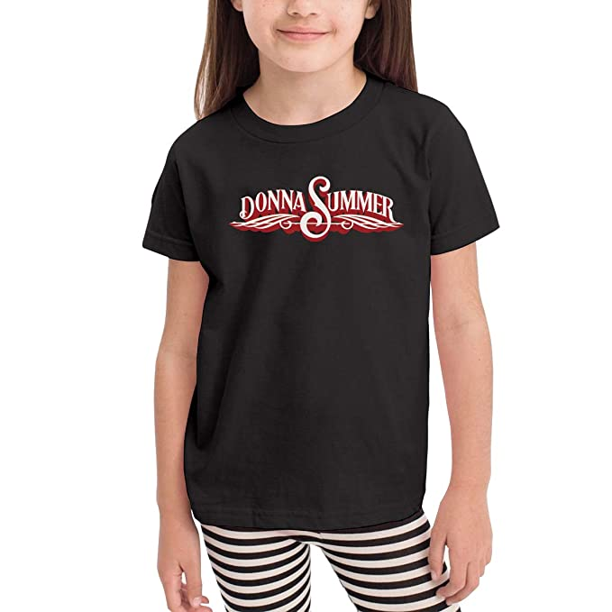 a7105557c22a Image Unavailable. Image not available for. Color  Cotton Donna Summer Boys  Girls T Shirts Youth Stylish ...