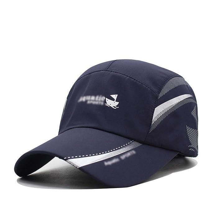 YANGYANGLE New Men Women Baseball Cap Bone Hats for Men Hip Hop Gorra Casual Adjustable Letter at Amazon Mens Clothing store:
