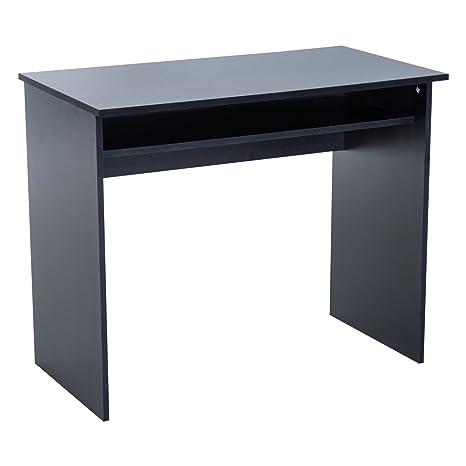 HOMCOM PB - Mesa de Escritorio para Ordenador portátil, para Oficina ...