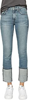 product image for James Jeans Women's Sneaker Straight Ankle Length Jean in Melrose Cuff