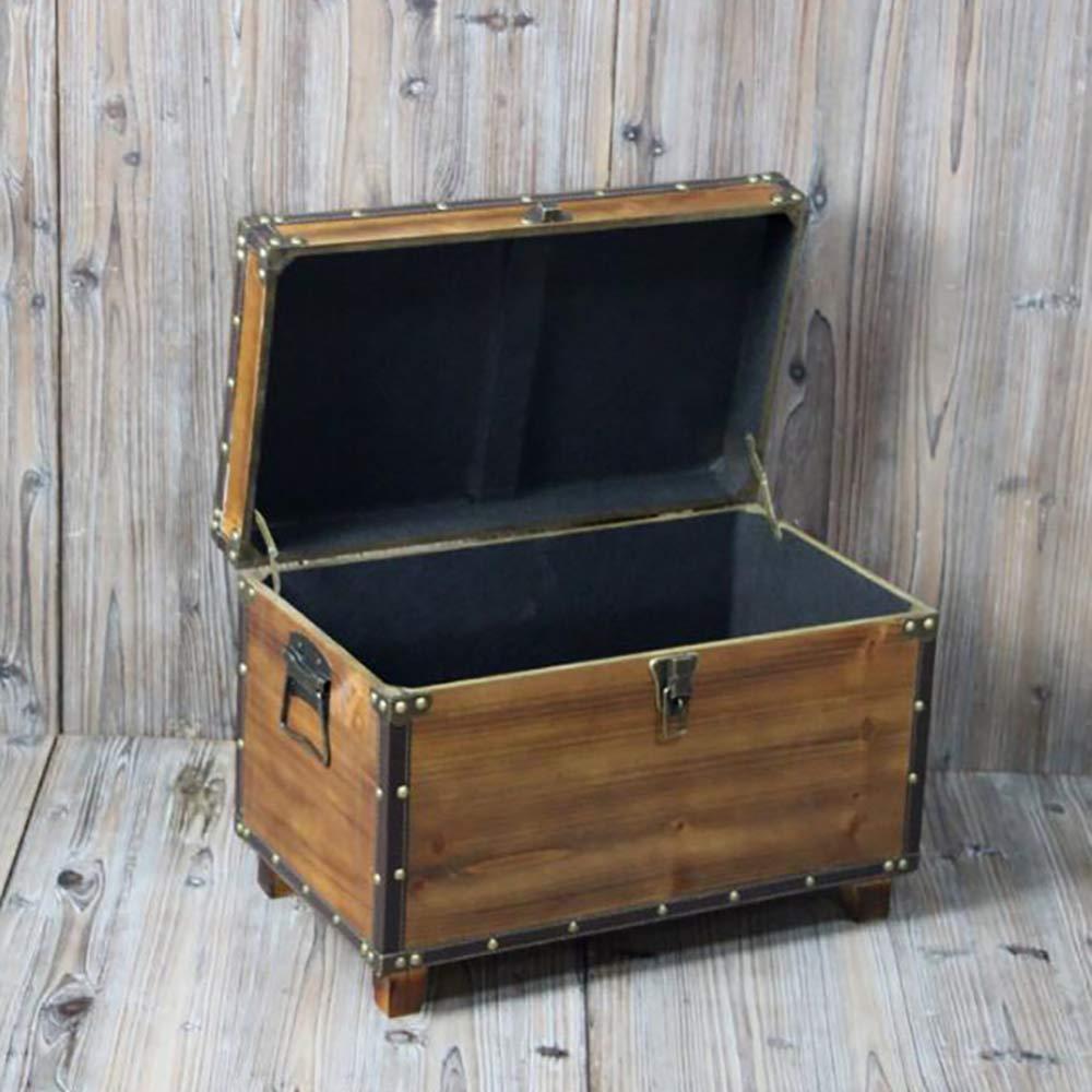 Taburete De Almacenamiento Vintage Taburete De Carrete De ...