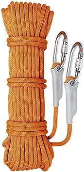 YYHUWAI Cuerda estática, Cable de Accesorios al Aire Libre ...