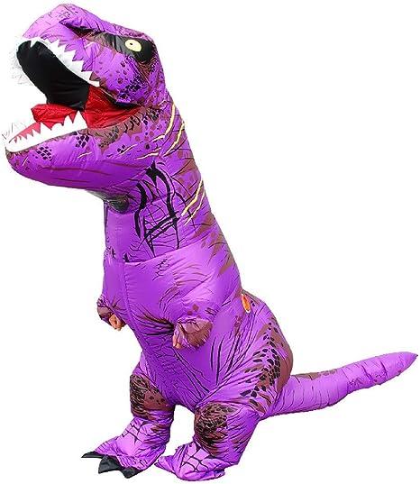 lem Disfraz Dinosaurio Inflable Adulto Disfraz para Halloween ...