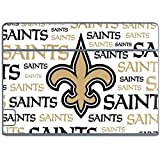 Skinit NFL New Orleans Saints Galaxy Book Keyboard Folio 10.6in Skin - New Orleans Saints Gold Blast Design - Ultra Thin, Lightweight Vinyl Decal Protection