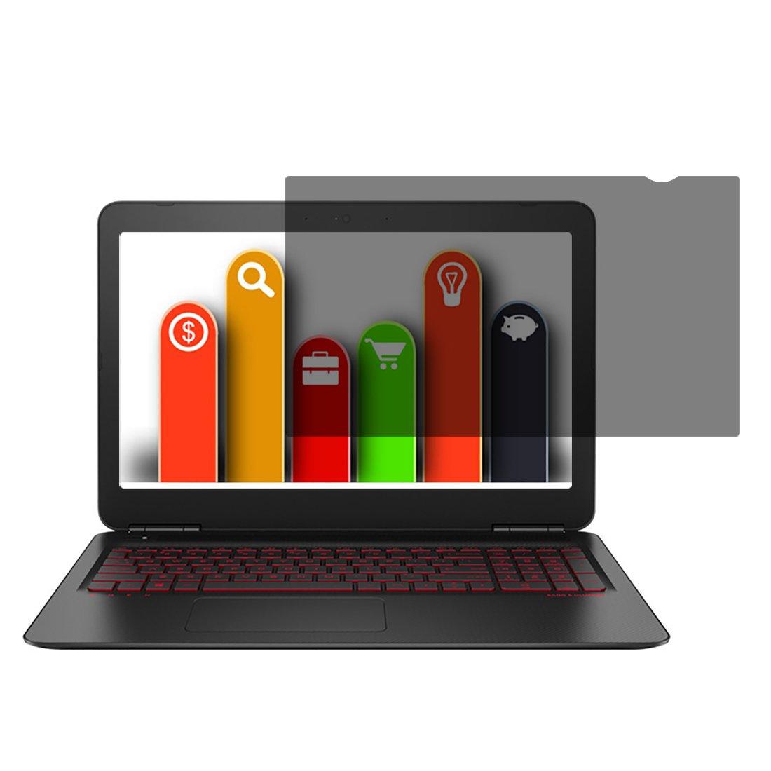 ラップトッププライバシースクリーンフィルター 15.6インチワイドスクリーン用 アスペクト比16:9 (RP156W9B)。 B072FQY8RQ