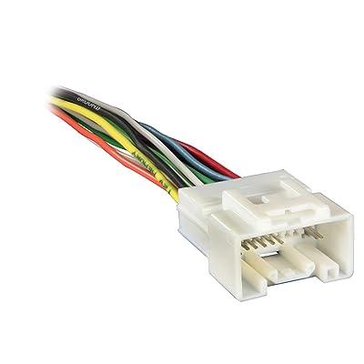 Metra 70-7005 Radio Wiring Harness for 07 Mitsubishi: Car Electronics