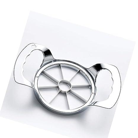 Compra W-Unique - Cortador de manzana, de acero inoxidable ...