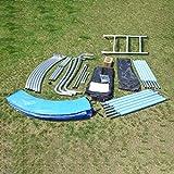 KCPer 12 FT Kids Trampoline With Enclosure Net