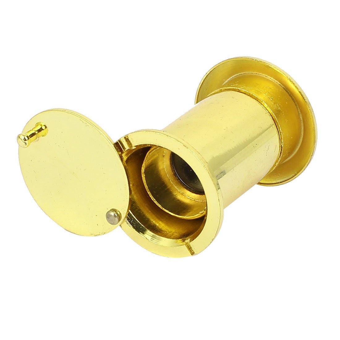 schl/össer Durchmesser 220 Grad Breit Winkel T/ürspion T/ürspione Peephole Gold Aexit 26mm T/ürbeschl/äge /&