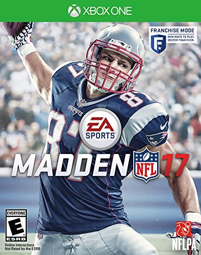 Madden NFL 17 -  Standard Edition - Xbox One (Certified Refurbished) (Madden Nfl 17 Standard Edition Xbox One)