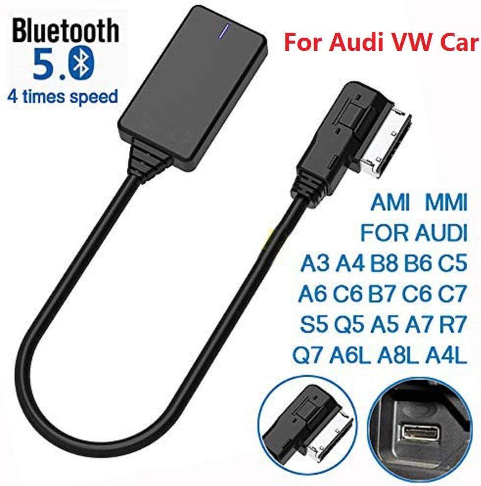 Autoradio Bluetooth Adapter Kabel Modul für Audi Seat Skoda VW mit MMI ab 2009