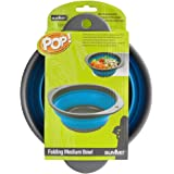 Summit Medium /'Pop/' Bowl With Colour Wrap in Blue and Grey