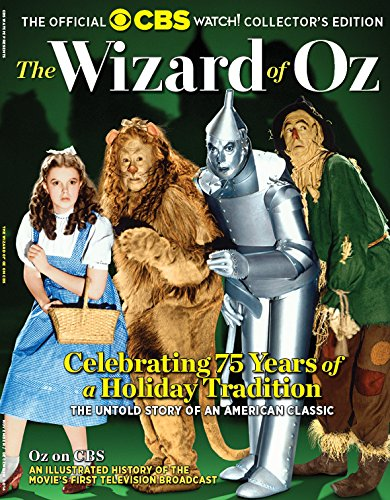 The Official CBS Watch! Collector's Edition Presents - Wizard of Oz