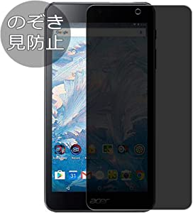 """Synvy Privacy Screen Protector Film for ACER B1-790 iconia one 7 7"""" Anti Spy Protective Protectors [Not Tempered Glass]"""