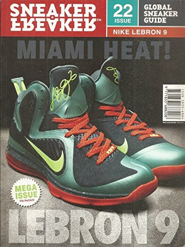 Download Sneaker Freaker Issue 22 PDF