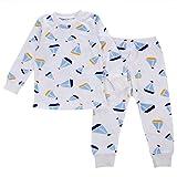 Amazon Price History for:benetia Boy's Pajamas Set Long Sleeve Sleepwear