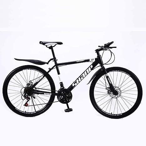 MYMGG Bicicleta Montaña 21 Velocidades (24 Velocidades, 27 ...