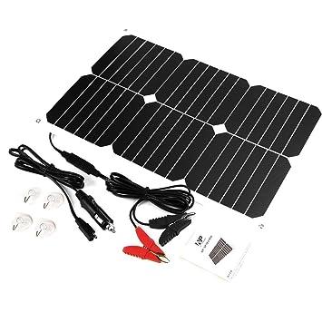 ソーラーパネル充電 太陽光パネルチャージャー SAYA 5W