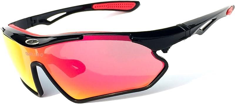 WANQ Gafas De Sol Polarizadas para Ciclismo UV400 Gafas para ...