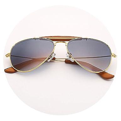 Amazon.com: Outdoorsman Gafas de sol de aviación para mujer ...