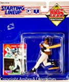 1995 - Kenner - Starting Lineup - MLB - Frank Thomas #35 Action Figure - Chicago White Sox - w/ Trading Card - Out of Production - New - Mint - Rare - Limited Edition - Collectible
