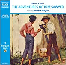 the adventures of tom sawyer junior classics 0730099008020 garrick