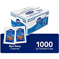 N'Joy Non Dairy Creamer, 2 gram packets, 1000 Count