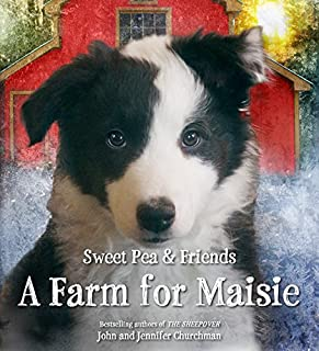 Book Cover: A Farm for Maisie