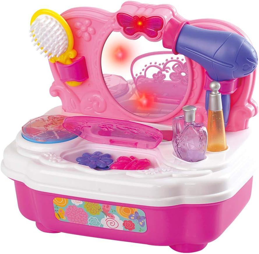 PlayGo- Salón de Belleza Eléctrico Infantil (Colorbaby 44886 ...