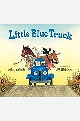 Little Blue Truck Lap Board Book by Alice Schertle (2015-03-03) Hardcover